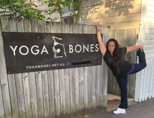 The Yoga in my Bones – my Journey So Far…